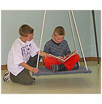 Plywood Platform Sensory Swing