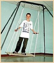 sensory therapy swing